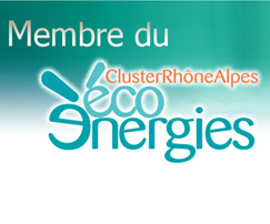 Cluster Rhone alpes eco energies